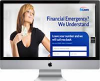 Modelos | Criação de Sites Para Agência de Empréstimo 01