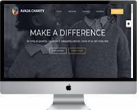 Modelos | Criação de Sites Para Caridade 01