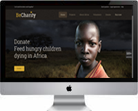 Modelos | Criação de Sites Para Caridade 02