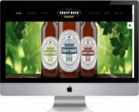Modelos   Criação de Sites Para Cervejaria 01