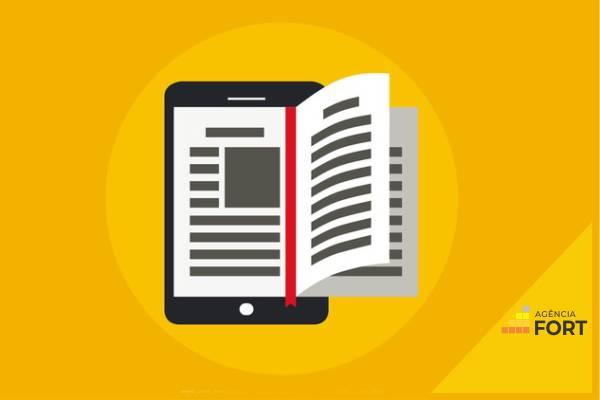 Criação de E-books | Agência Fort