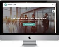 Modelo | Criação de Site Para Advogado 01