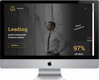 Modelo | Criação de Site Para Advogado 02