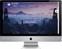 Modelo | Criação de Site Para Agência de Viagem 02