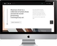 Modelos   Criação de Sites Para Museu 02