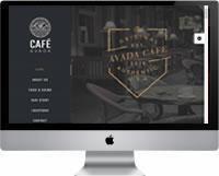 Modelo | Criação de Site Para Cafeteria 03