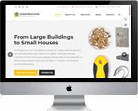Modelos | Criação de Sites Para Construção 03