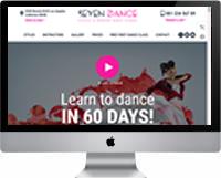 Modelos | Criação de Sites Para Academia de Dança 03