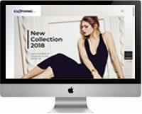 Modelos | Criação de Sites Loja de Moda 05