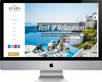 Modelos | Criação de Sites Para Hotel