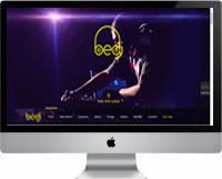 DJ 02 | Site Profissional