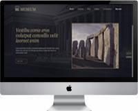 Modelos | Criação de Sites Para Museu 03