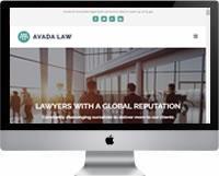 Modelo | Criação de Site Para Advogado 03