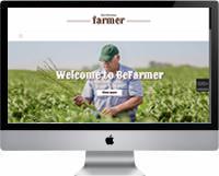 Modelo | Criação de Site Para Agricultor 02