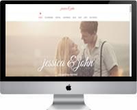Modelos | Criação de Sites Para Casamento 08
