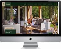 Modelos | Criação de sites para empresas de Jardinagem, jardineiros 04