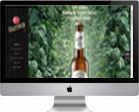Modelos   Criação de Sites Para Cervejaria 02