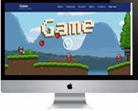 Modelos | Criação de Sites de Jogos 02