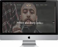 Modelos | Criação de Sites Para Barbearias 03