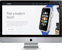 Modelos | Criação sites para empresa de venda relógio de pulso 03
