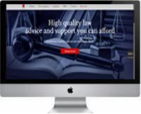 Modelo | Criação de Site Para Advogado 05