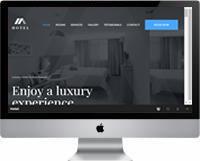 Modelos | Criação de Sites Para Hotel 06