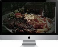 Modelos | Criação de Sites Lanchonetes, Hamburguerias, comida rápida 02
