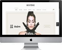 Modelos | Criação de Sites Loja de Moda 07