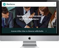 Modelos de criação de sites para empresas e negócios 14
