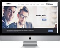 Modelos | Criação de Sites Para Negócios Financeiros 05