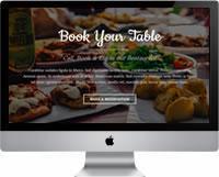 Modelos para Criação de Sites Para Restaurantes 12