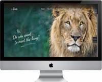 Modelos | Criação de Sites Para Zoológico 01
